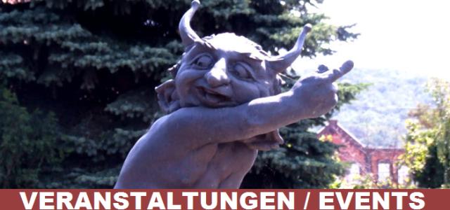 Ferienwohnungen Thale – Walpurgisnacht auf dem Hexentanzplatz am 30. April